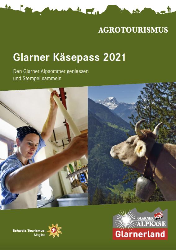 Glarner Käsepass 2021 - es geht wieder z'Alp!
